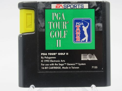 PGA Tour Golf II (Mega Drive)
